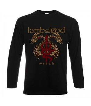 "Лонгслив ""Lamb of God"""