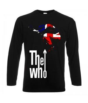 """Лонгслив """"The Who"""""""