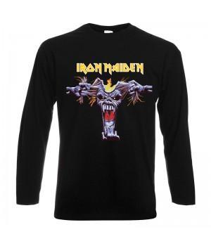 "Лонгслив ""Iron Maiden"""
