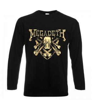 """Лонгслив """"Megadeth"""""""