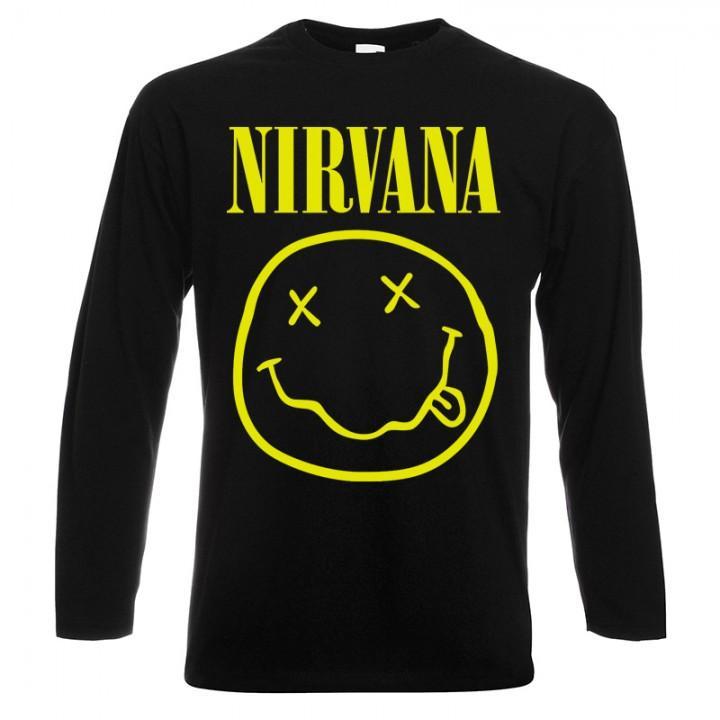 "Лонгслив ""Nirvana"" (567)"