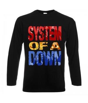 "Лонгслив ""System Of A Down"""
