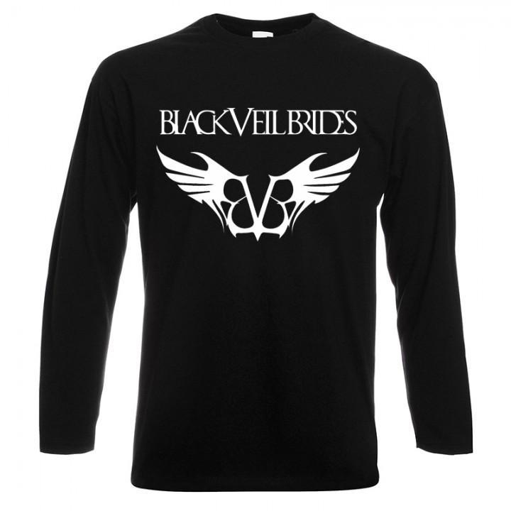 """Лонгслив """"Black Veil Brides"""" (558)"""
