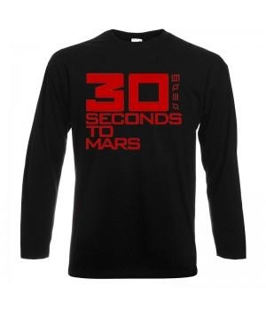 "Лонгслив ""30 Seconds To Mars"""
