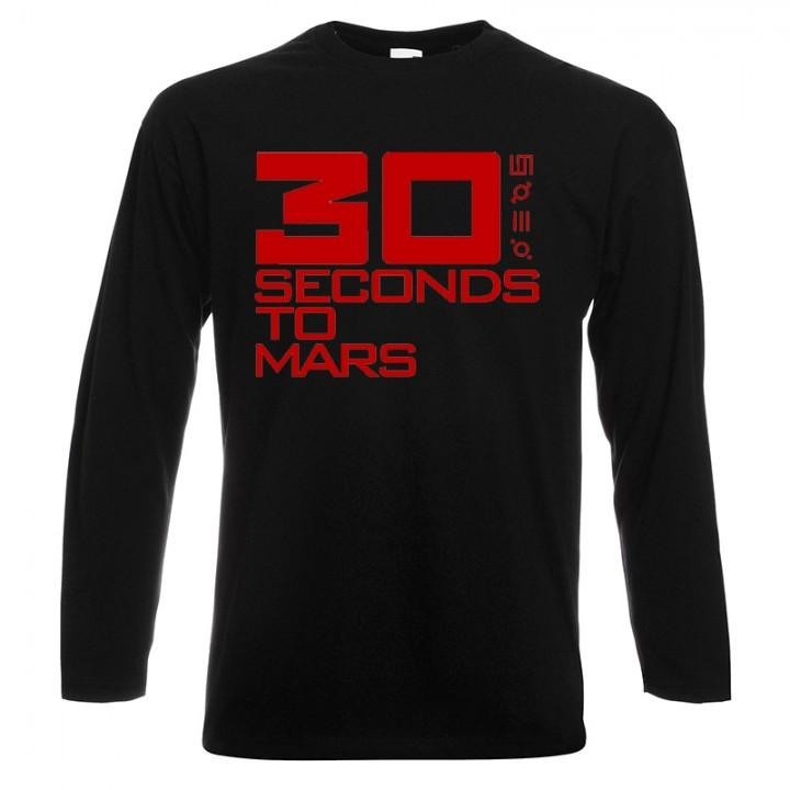 "Лонгслив ""30 Seconds To Mars"" (560)"