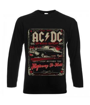 "Лонгслив ""AC/DC"""
