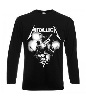 """Лонгслив """"Metallica"""""""