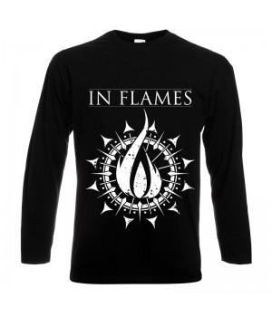 "Лонгслив ""In Flames"""