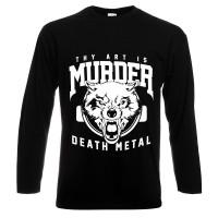 "Лонгслив ""Thy Art Is Murder"""