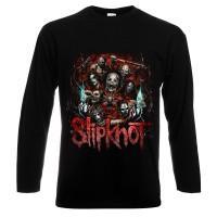 """Лонгслив """"Slipknot"""""""