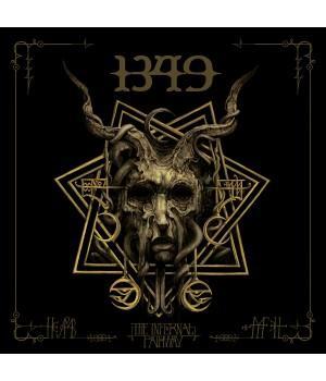 "Виниловая пластинка 1349 ""The Infernal Pathway"" (2LP) Red"