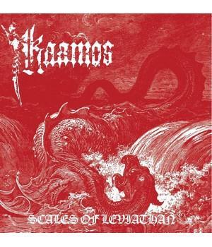 "Виниловая пластинка Kaamos ""Scales of Leviathan"" (1LP) Red"