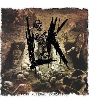 "Виниловая пластинка Lik ""Mass Funeral Evocation"" (1LP) Pale-lilac"