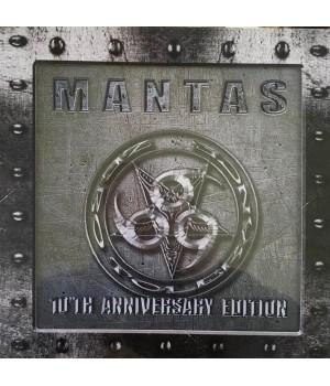 "Виниловая пластинка Mantas ""Zero Tolerance"" (1LP) Silver"