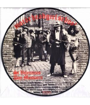 "Виниловая пластинка Motorhead / Girlschool ""St Valentines Day Massacre"" (1LP) Black"