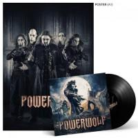 "Виниловая пластинка Powerwolf ""Blessed & Possessed"" (1LP + Постер)"