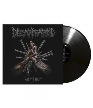 "Виниловая пластинка Decapitated ""Anticult"" (1LP)"
