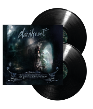 "Виниловая пластинка Devilment ""The Great And Secret Show"" (2LP)"