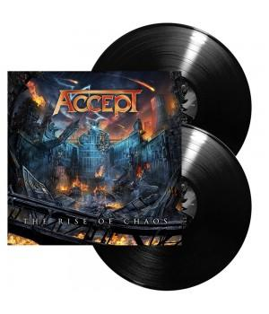 "Виниловая пластинка Accept ""The Rise Of Chaos"" (2LP)"