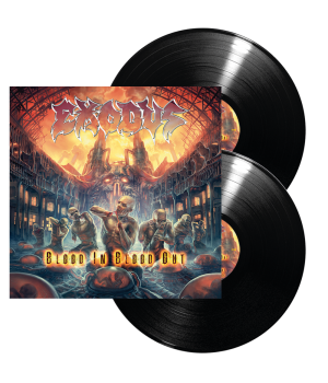 "Виниловая пластинка Exodus ""Blood In Blood Out"" (2LP)"