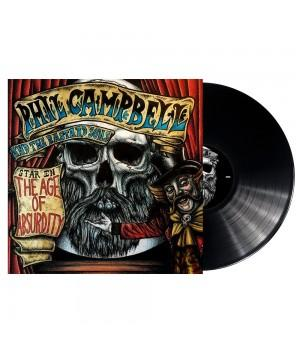 "Виниловая пластинка Phil Campbell And The Bastard Sons ""The Age Of Absurdity"" (1LP)"