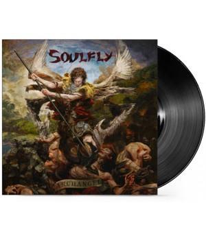 """Виниловая пластинка Soulfly """"Archangel"""" (1LP)"""