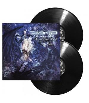 "Виниловая пластинка Doro ""Strong And Proud (30 Years Of Rock And Metal)"" (2LP)"