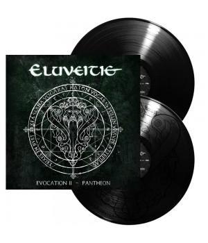 "Виниловая пластинка Eluveitie ""Evocation II (Pantheon)"" (2LP)"