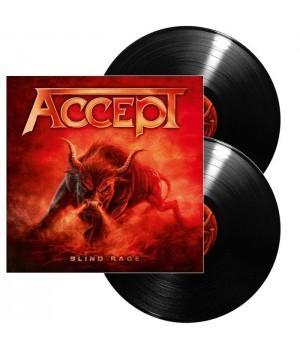 "Виниловая пластинка Accept ""Blind Rage"" (2LP)"