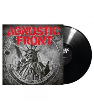 "Виниловая пластинка Agnostic Front ""The American Dream Died "" (1LP)"