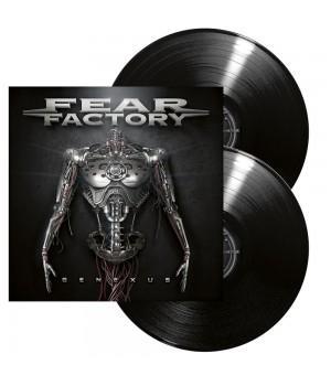 """Виниловая пластинка Fear Factory """"Genexus"""" (2LP)"""