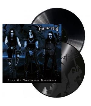 """Виниловая пластинка Immortal """"Sons Of Northern Darkness"""" (2LP)"""