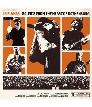 """Виниловая пластинка In Flames """"Sounds From The Heart Of Gothenburg"""" (3LP)"""
