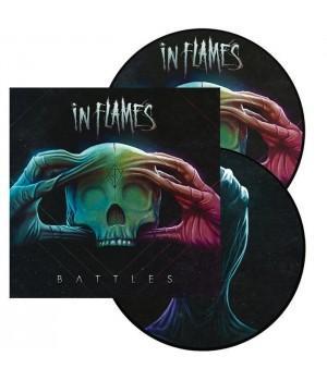 """Виниловая пластинка In Flames """"Battles"""" (2LP)"""