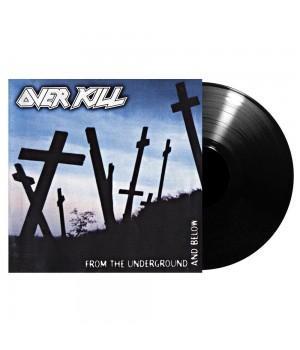 """Виниловая пластинка Overkill """"From The Underground And Below"""" (1LP)"""