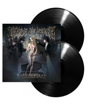 "Виниловая пластинка Cradle Of Filth ""Cryptoriana - The Seductiveness Of Decay"" (2LP)"