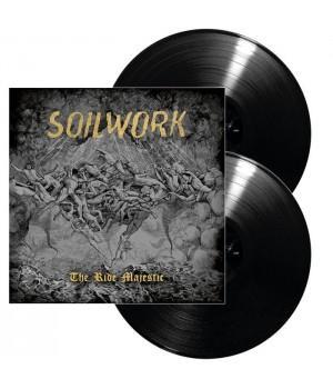 """Виниловая пластинка Soilwork """"The Ride Majestic"""" (2LP)"""