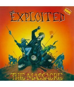 "Виниловая пластинка The Exploited ""The massacre"" (2LP)"