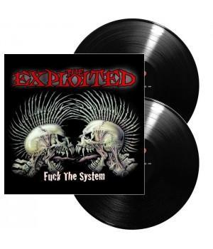 "Виниловая пластинка The Exploited ""Fuck The System"" (2LP)"