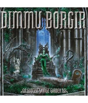 "Виниловая пластинка Dimmu Borgir ""Godless Savage Garden"" (1LP) + CD"