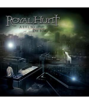 "Виниловая пластинка Royal Hunt ""A Life To Die For"" (1LP) Black"