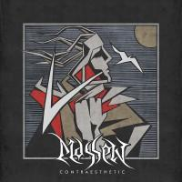"Виниловая пластинка Massen ""ContrAesthetic"" (1LP) Clear/Black Marbled"