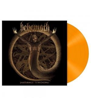 "Виниловая пластинка Behemoth ""Pandemonic Incantations"" (1LP) Orange"