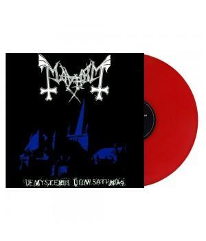 "Виниловая пластинка Mayhem ""De Mysteriis Dom Sathanas"" (1LP) Red"