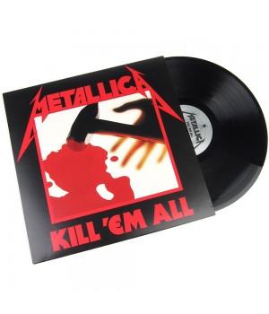 "Виниловая пластинка Metallica ""Kill 'Em All"" (1LP)"