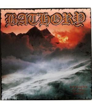 "Виниловая пластинка Bathory ""Twilight Of The Gods"" (1LP)"