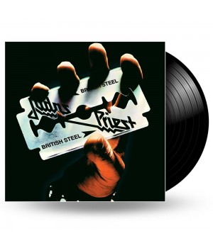 """Виниловая пластинка Judas Priest """"British Steel"""" (1LP)"""