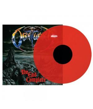 "Виниловая пластинка Obituary ""The End Complete"" (1LP) Red Translucent"
