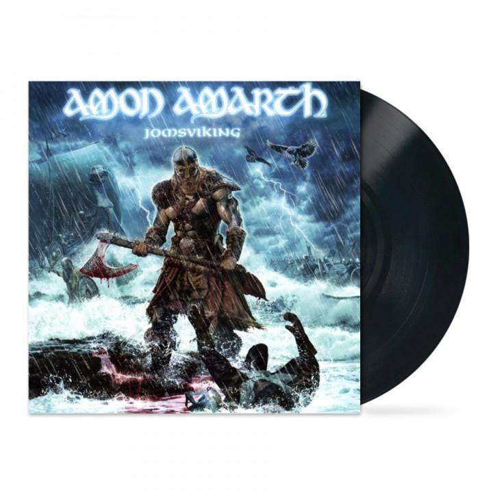 """Виниловая пластинка Amon Amarth """"Jomsviking"""" (1LP)"""