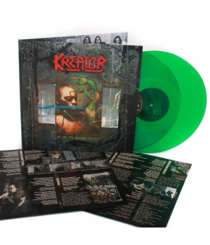 "Виниловая пластинка Kreator ""Renewal"" (2LP) Green"